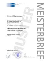 Ihk Zeugnis Kaufen Muster 01 Agb Sicherheitsunternehmen Allgemeine